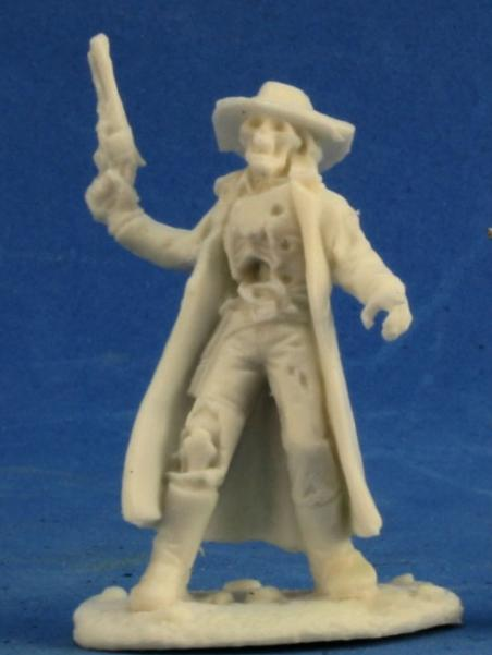 Savage Worlds Bones: Undead Outlaw