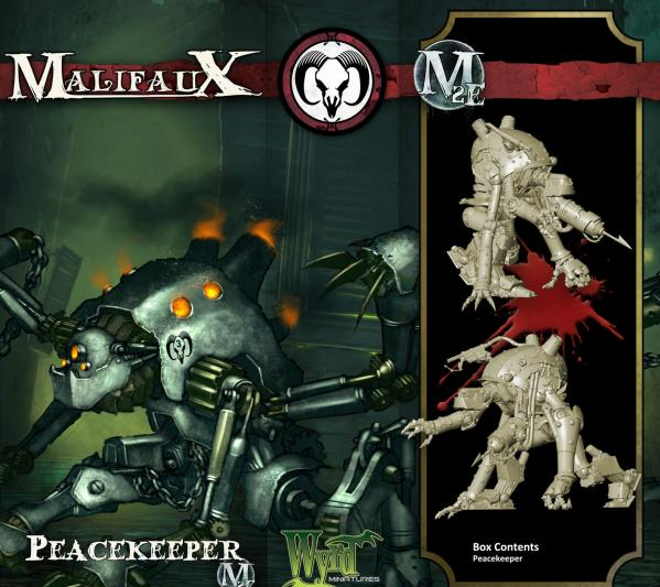 (The Guild) Peacekeeper