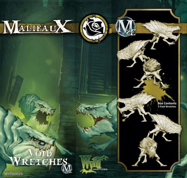 (The Outcasts) Void Wretches (3 Pack)