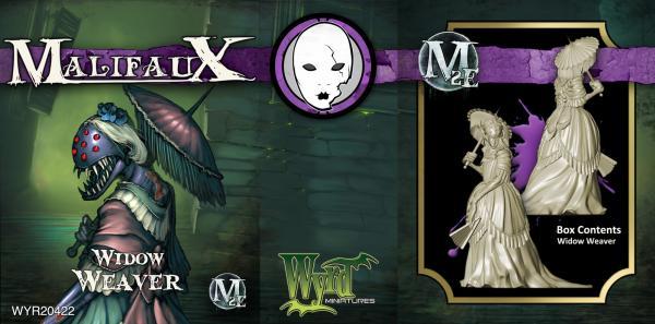 (The Neverborn) Widow Weaver