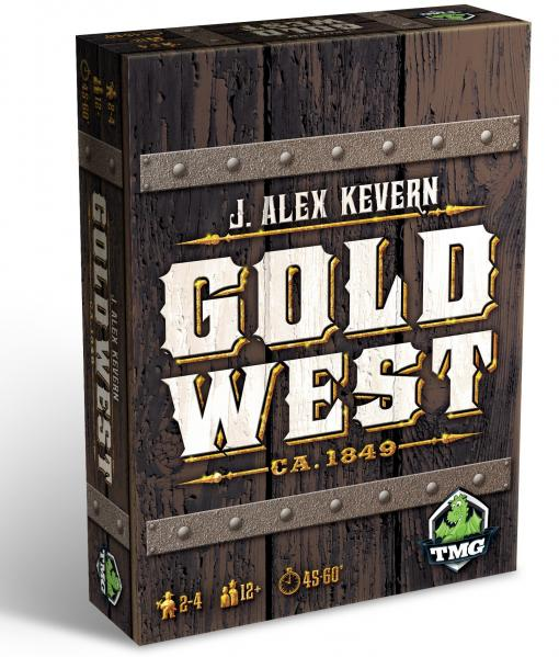 J. Alex Kevern's Gold West