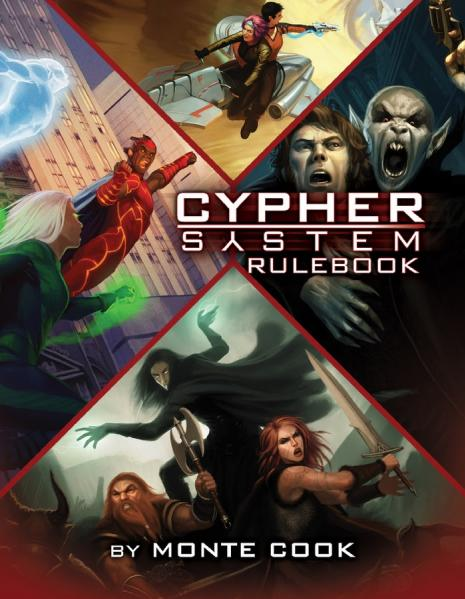 Cypher System RPG Rulebook
