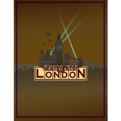 World War Cthulhu RPG: London