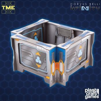 Infinity Terrain:  3-way Intersection Module