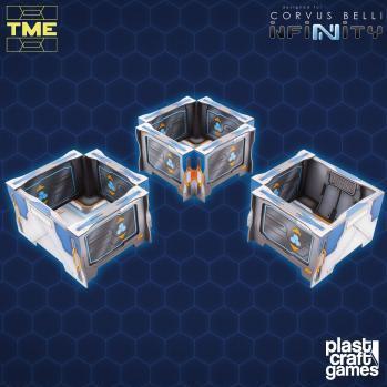 Infinity Terrain:  Intersection Set