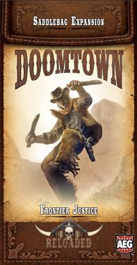 Doomtown Reloaded ECG: Frontier Justice (Saddlebag Expansion)