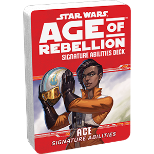 Age of Rebellion RPG: Ace Signature Abilities Deck