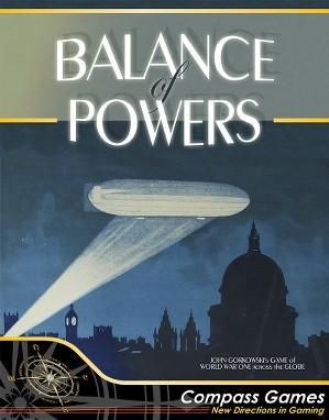 Balance Of Powers: World War One Across The Globe