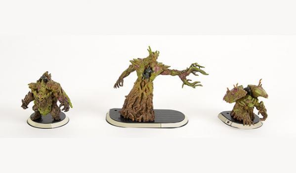 Golem Arcana - Zikia: Spirits of the Wildwood Expansion