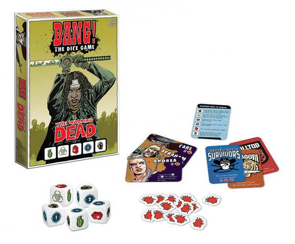 Bang! Walking Dead: Dice Game