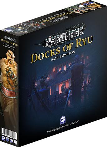 Rise Of The Kage: Docks Of Ryu (Expansion)