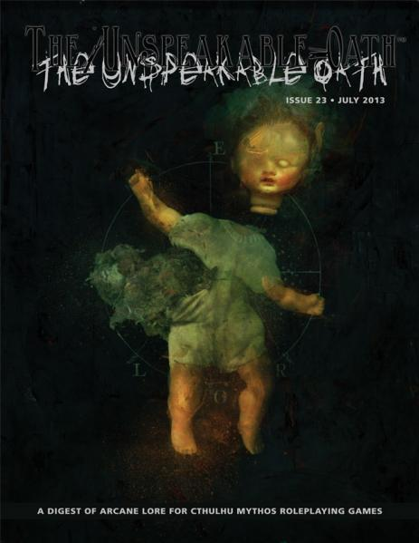 The Unspeakable Oath Magazine: Issue #23