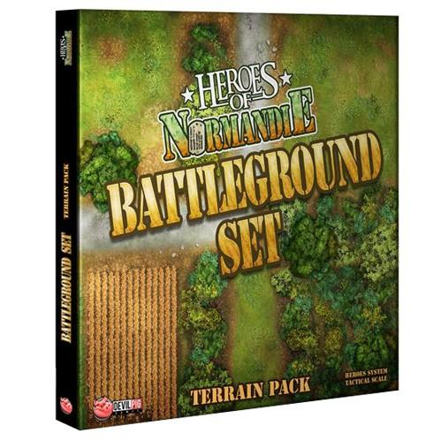 Heroes of Normandie: Battleground Terrain Set