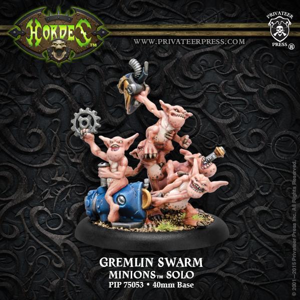 (Minions) Gremlin Swarm, Grymkin Solo (metal)