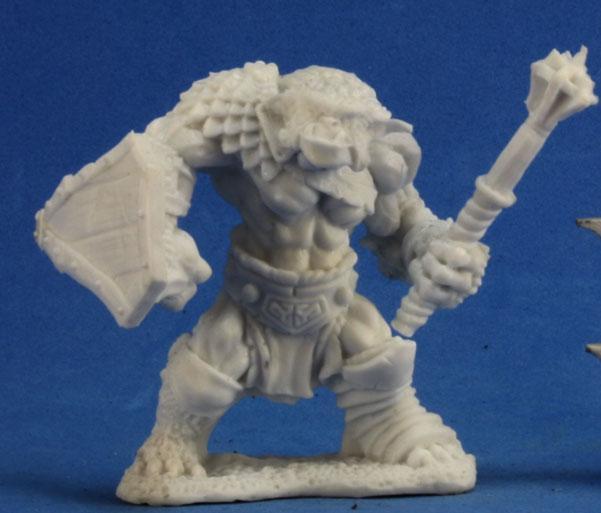 Dark Heaven Bones: Mogg, Bugbear Left Handed