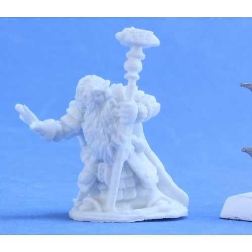 Dark Heaven Bones: Barden Barrelstrap, Dwarf Cleric