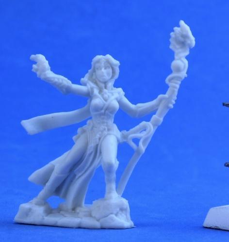 Dark Heaven Bones: Andriessa, Sorceress