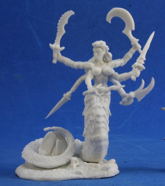 Dark Heaven Bones: Avukavali, Marilith Demon