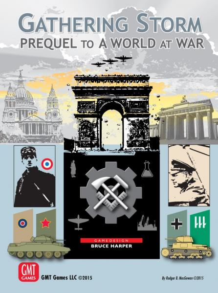 GMT Games: Gathering Storm, prequel to A World at War
