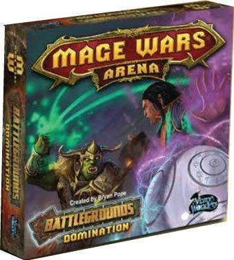 Mage Wars Arena Battlegrounds: Domination