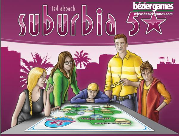 Suburbia Expansion:  Suburbia 5 Star