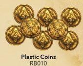 Rum & Bones: Plastic Coins