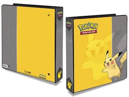 Pokemon CCG: 9 pocket: 2'' Album: Pikachu