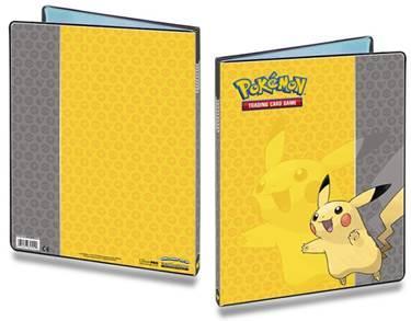 Pokemon CCG:  9 pocket portfolio - Pikachu