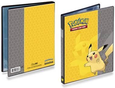 Pokemon CCG:  4 pocket portfolio - Pikachu