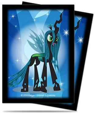 My Little Pony CCG: Queen Chrysalis Deck Protectors (65 Sleeves)