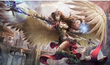 Gaming Accessories: Avenging Angel game mat