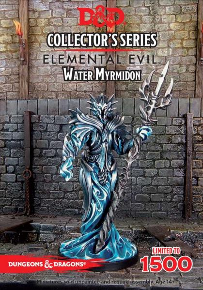 D&D Collector's Series: Temple of Elemental Evil: Water Myrmidon