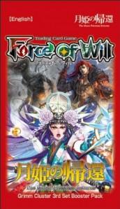 Force of Will CCG: The Moon Priestess Returns Booster Pack
