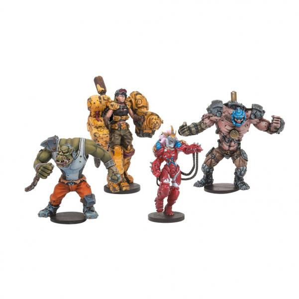 DreadBall: Strike Zone Stunners - All Star Pack