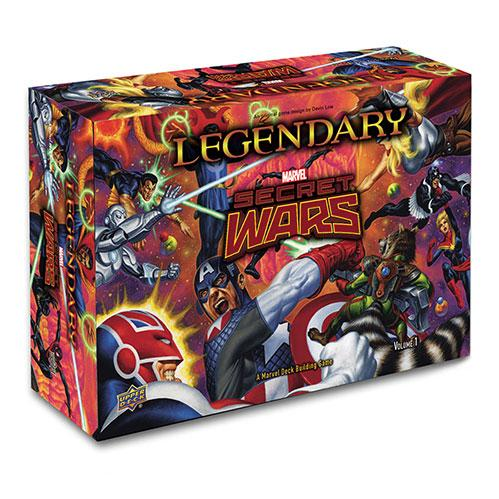 Marvel Legendary: Secret Wars (Volume 1)