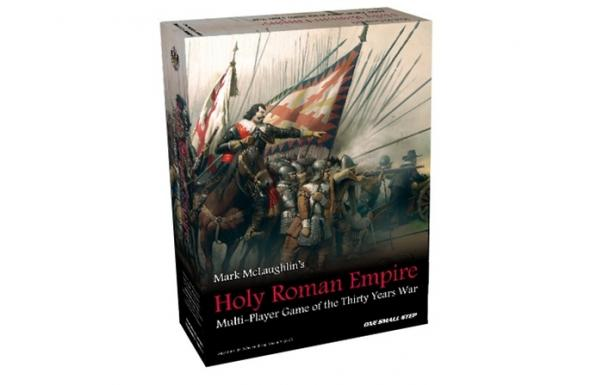 Holy Roman Empire: A Multi-Player Game Of The Thirty Years War