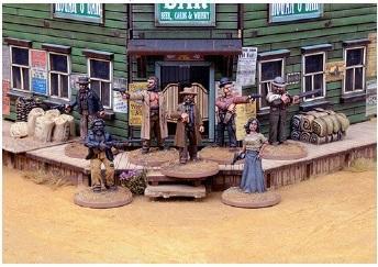 Dead Man's Hand: Bushrangers Boxed Set