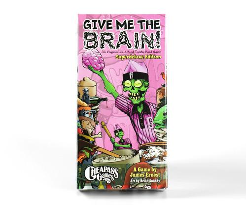 Give Me The Brain - Superdeluxe Edition