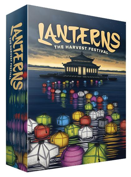 Lanterns: The Harvest Festival (Core Game)