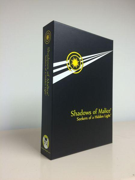Shadows of Malice: Seekers of a Hidden Light Expansion
