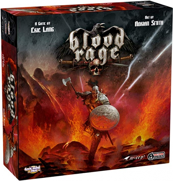 Blood Rage: Core Game
