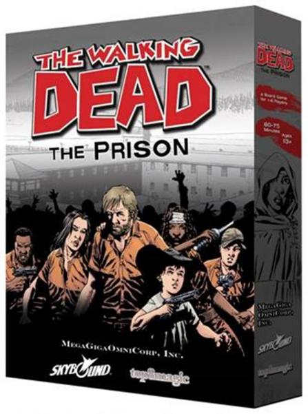 The Walking Dead: The Prison