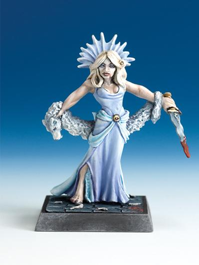 Freebooter's Fate Miniatures: Lillith