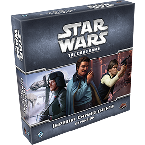 Star Wars LCG: Imperial Entanglements Expansion