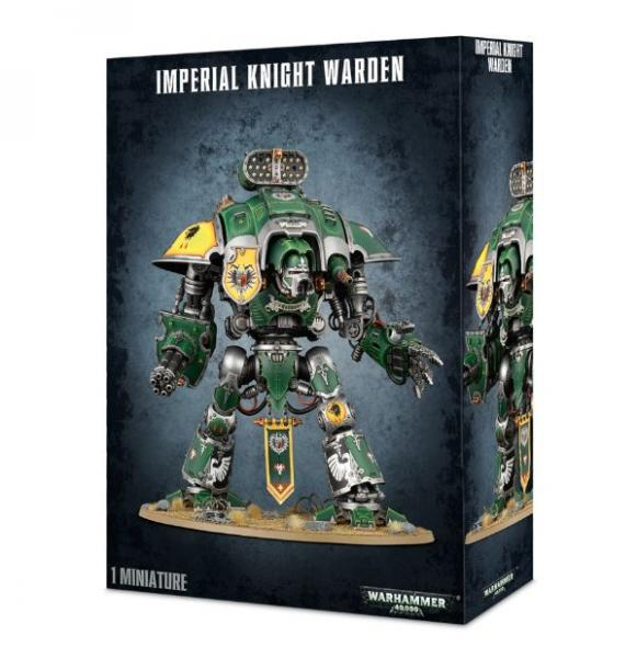 Warhammer 40K: Imperial Knights Warden