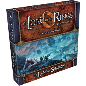 Lord of the Rings LCG: The Land of Shadow