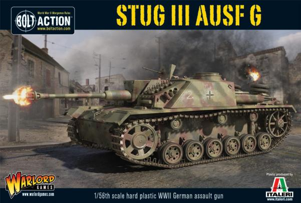 (German) StuG III