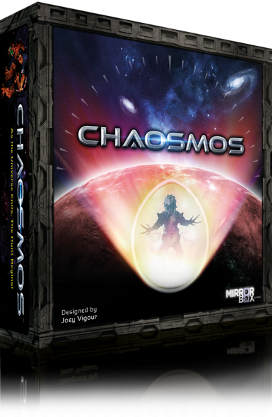 Chaosmos: The hunt for the Ovoid has begun