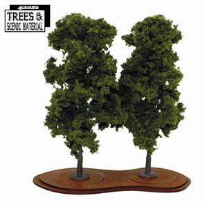 28mm Terrain: Mature Chestnut Trees (2)