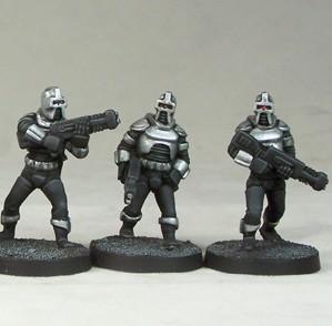 Cult TV Miniatures: Argonauts Mk2 Armed I (3)